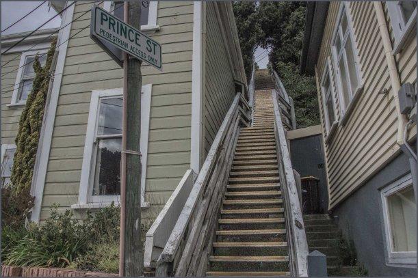 prince street steps