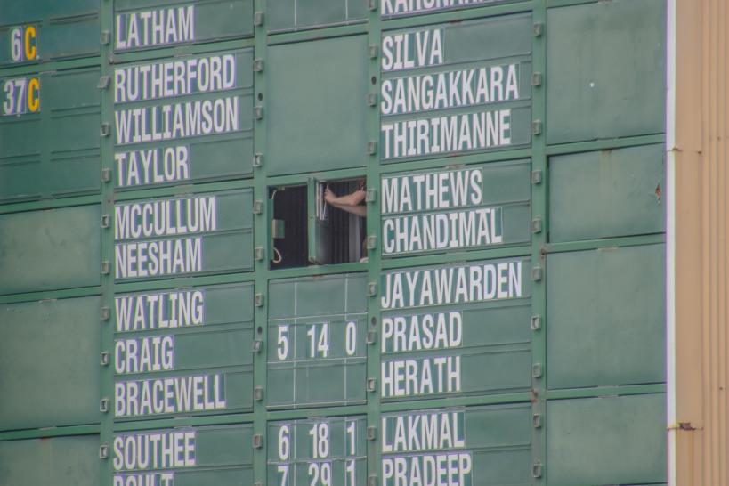 odd scoreboard