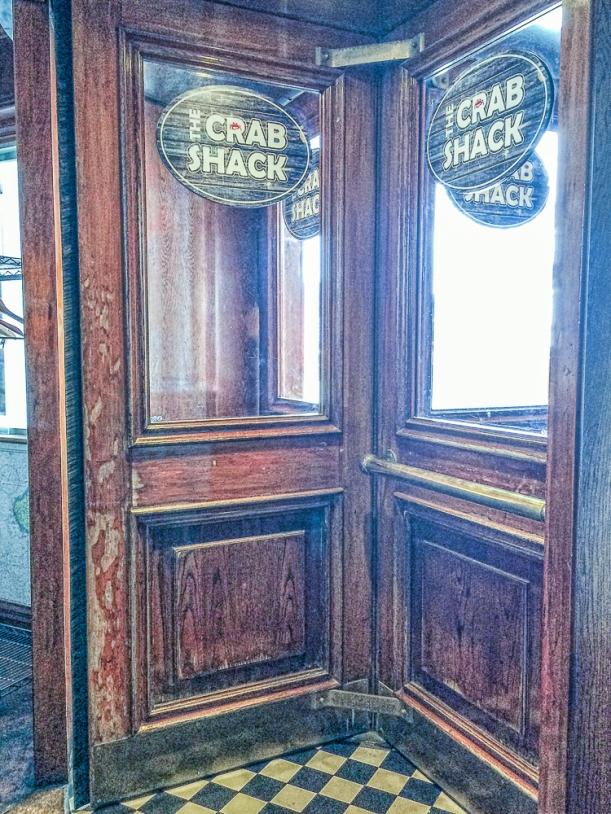 thursday doors crabshack