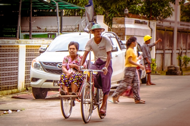 yangon transport