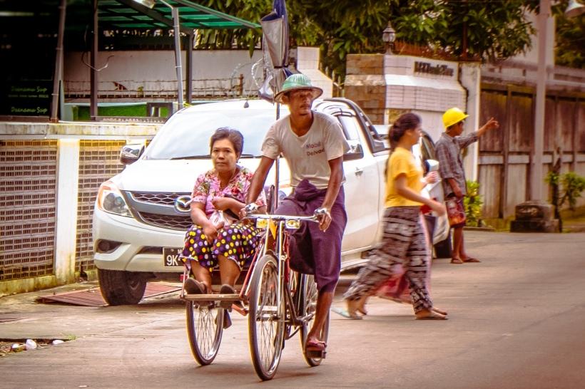 yangon transport